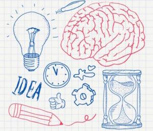 pen-sketched-brain